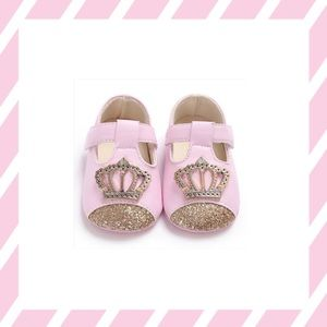 Other - Crown Baby Shoes